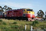 A66 - VSH22 and PH454 - Melton, 20-10-11