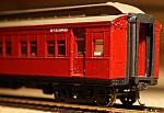 Steam Era Models BW Passenger Car