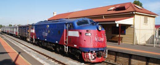 A70 Melton Station – 14-March-2014