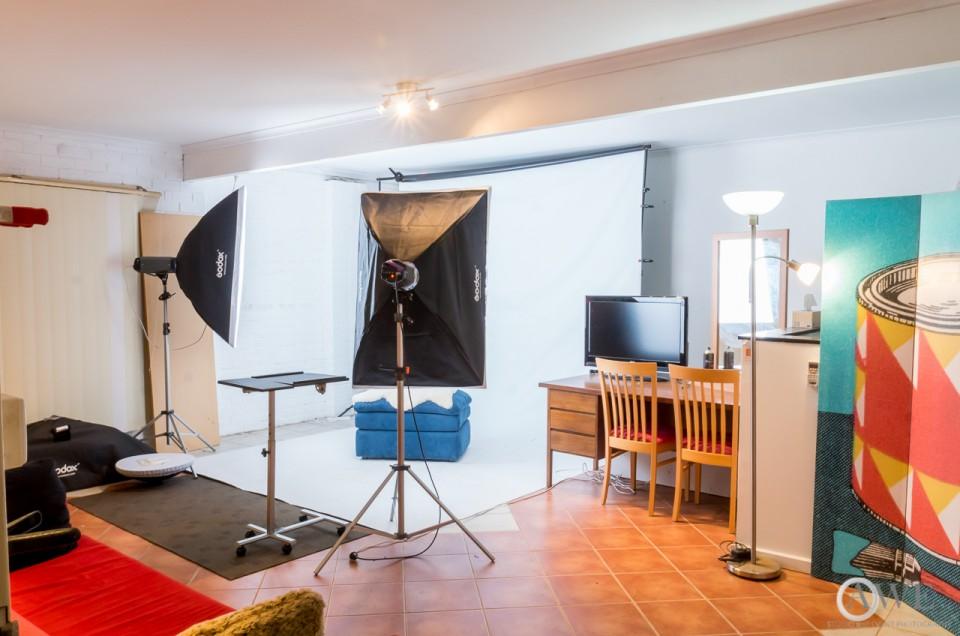 AWE Studios and camera 'museum'…
